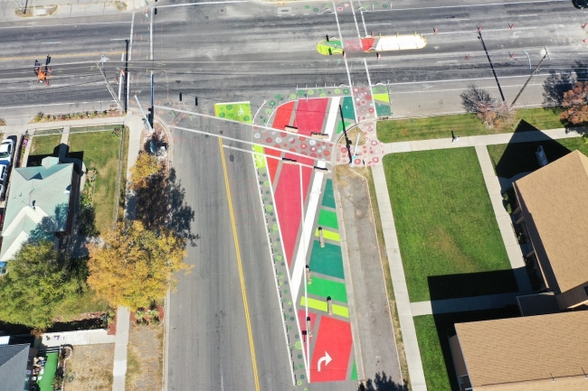 Traffic calming coming to 600/700 North