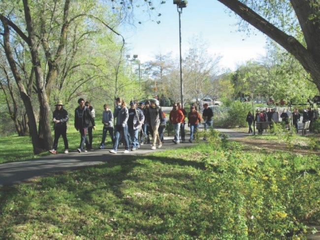 New city program fosters stewardship of local natural spaces