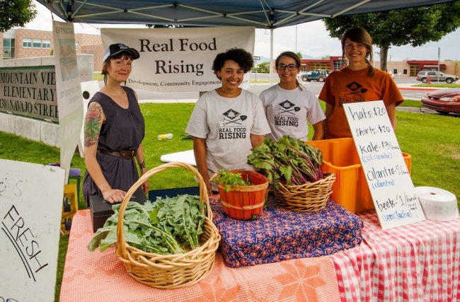 Increasing access to healthy food