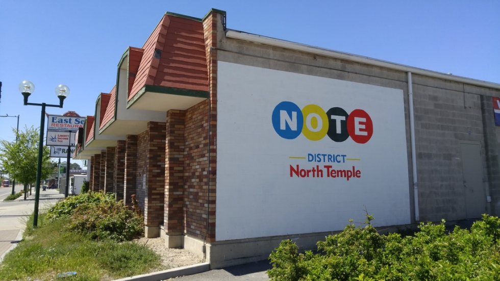North Temple Business and Development Update