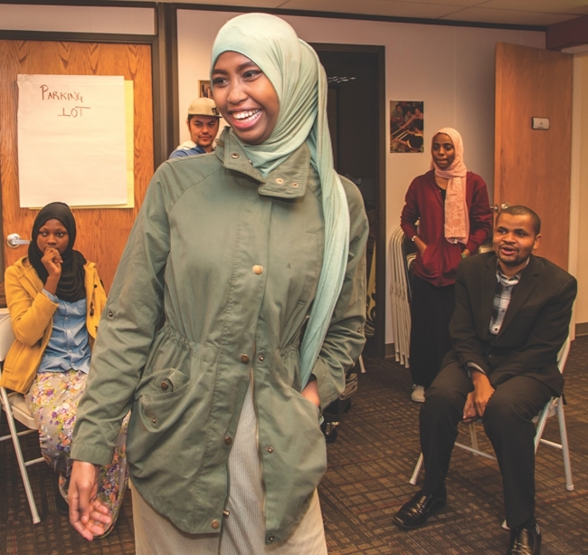 Two afterschool programs engage west side youth civically and socially