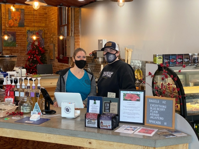 Viral Economics: Small businesses struggle to keep their employees amid pandemic