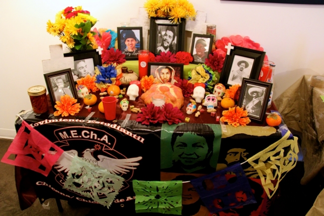 Mexican holiday honors deceased loved ones