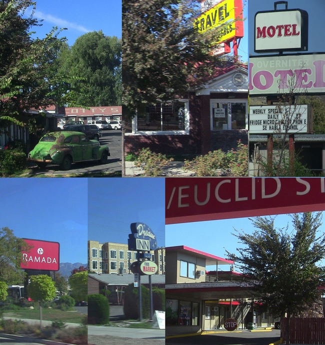 A bit of history of 'Motel Row' on North Temple