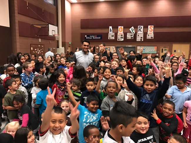 Pro Golfer Tony Finau competes on world stage, gives back to Rose Park