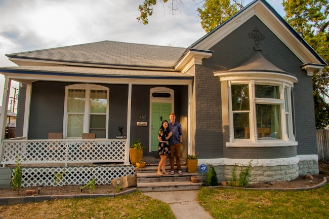 Saying goodbye to our 1912 Victorian cottage home